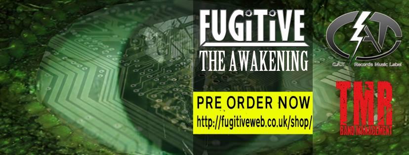 Fugitive Pre-order